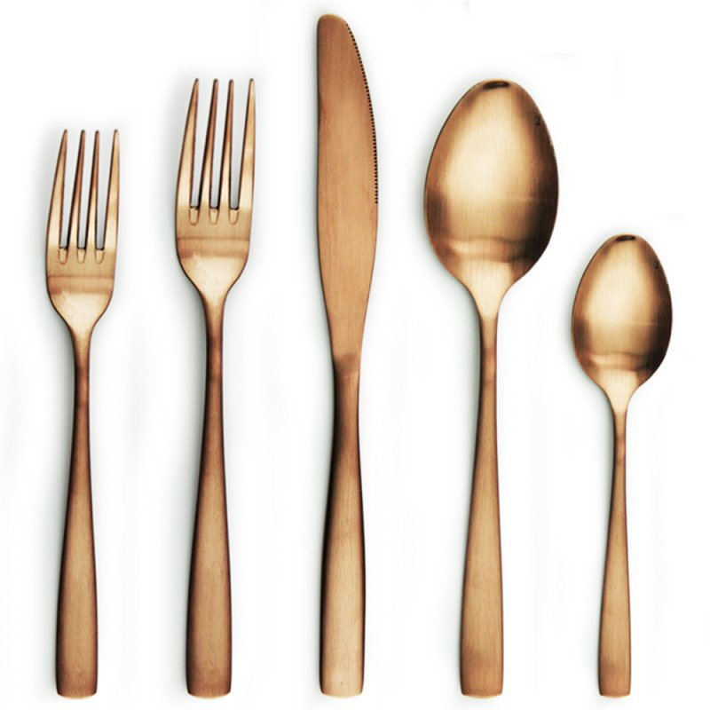 gold cutlery hire, gold cutlery hire sydney